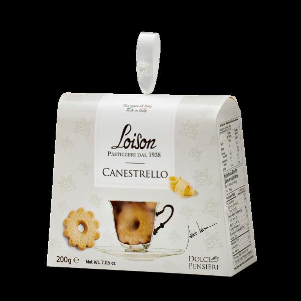 Canestrelli biscuits artisanaux coffret gourmand 200 gr