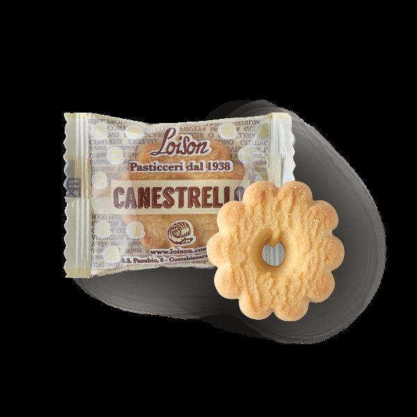 Canestrelli biscuits en sachet individuel