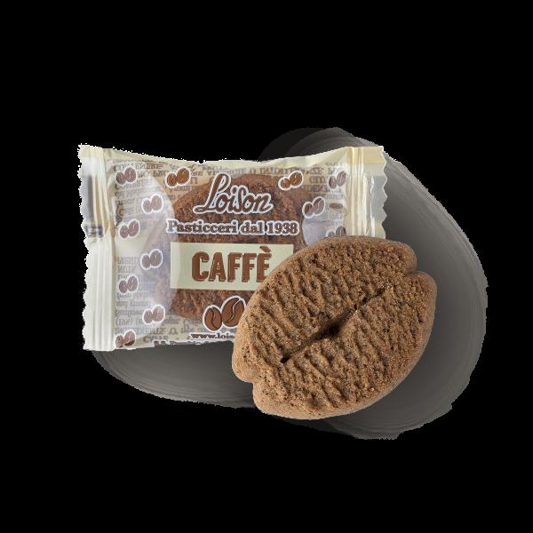 Biscuit café en sachet individuel