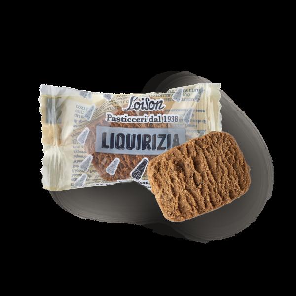 Biscotti liquirizia monoporzione