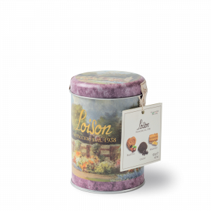 Butter Biscuits in a tin 120g - Italian biscuits Loison