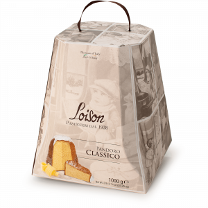 Pandoro Classico Astucci Loison