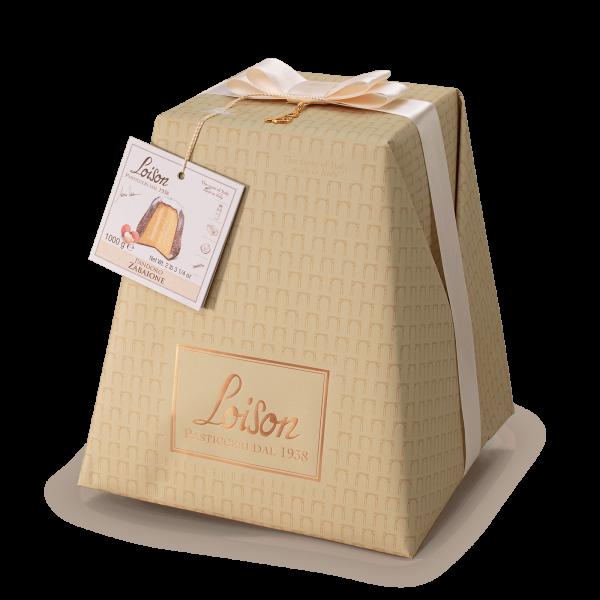 Pandoro crème sabayon - Ligne Top Genesi Loison