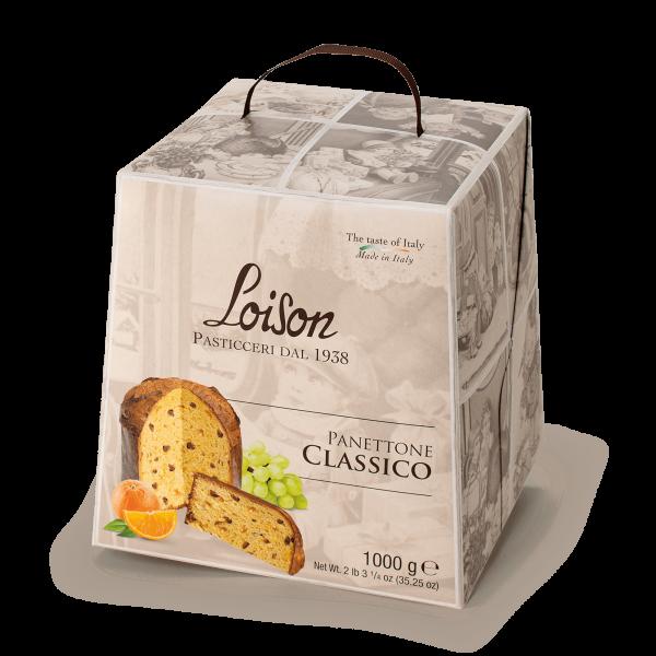 Classic Panettone Tuttigioni Line Loison