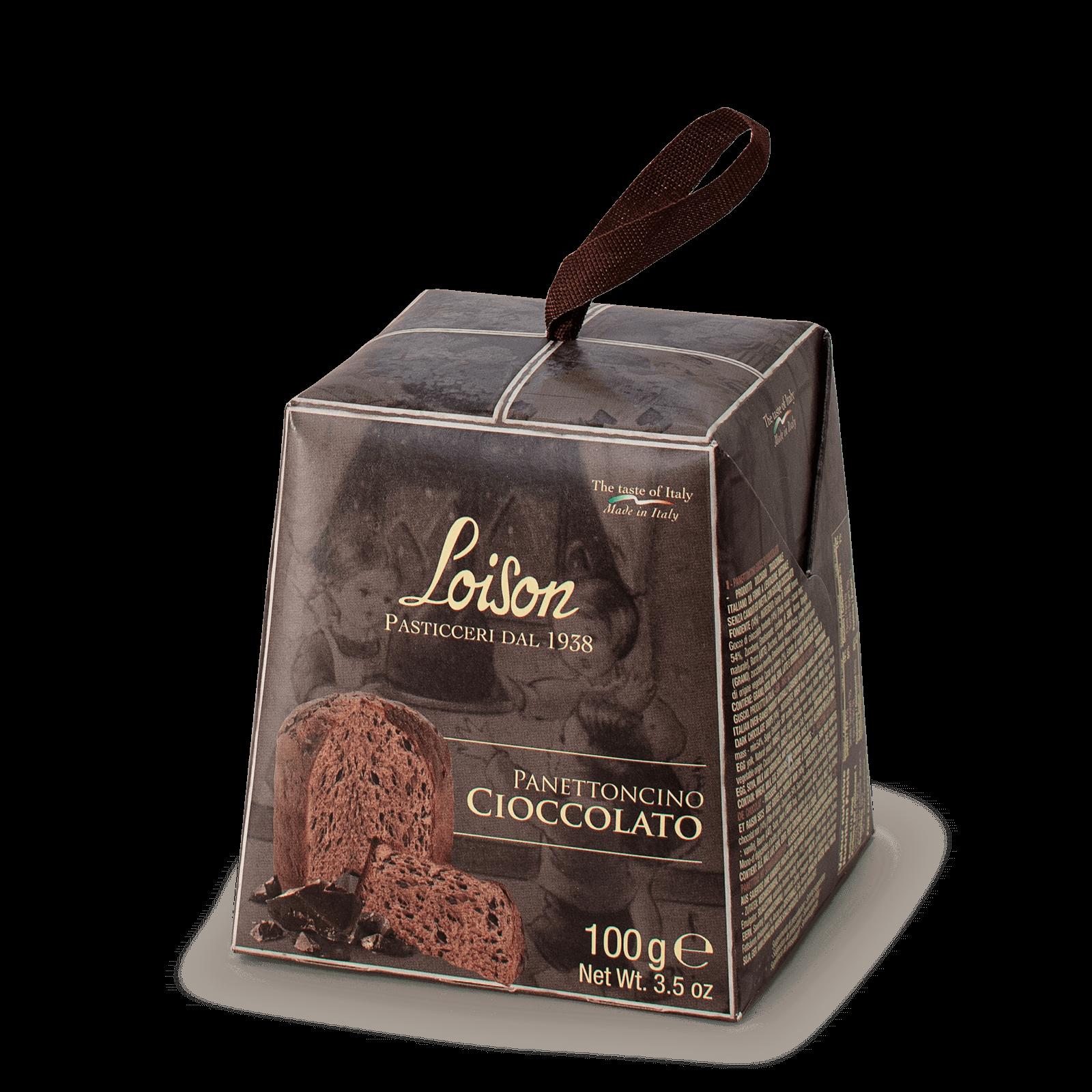 Panettoncino Cioccolato Mignon Loison