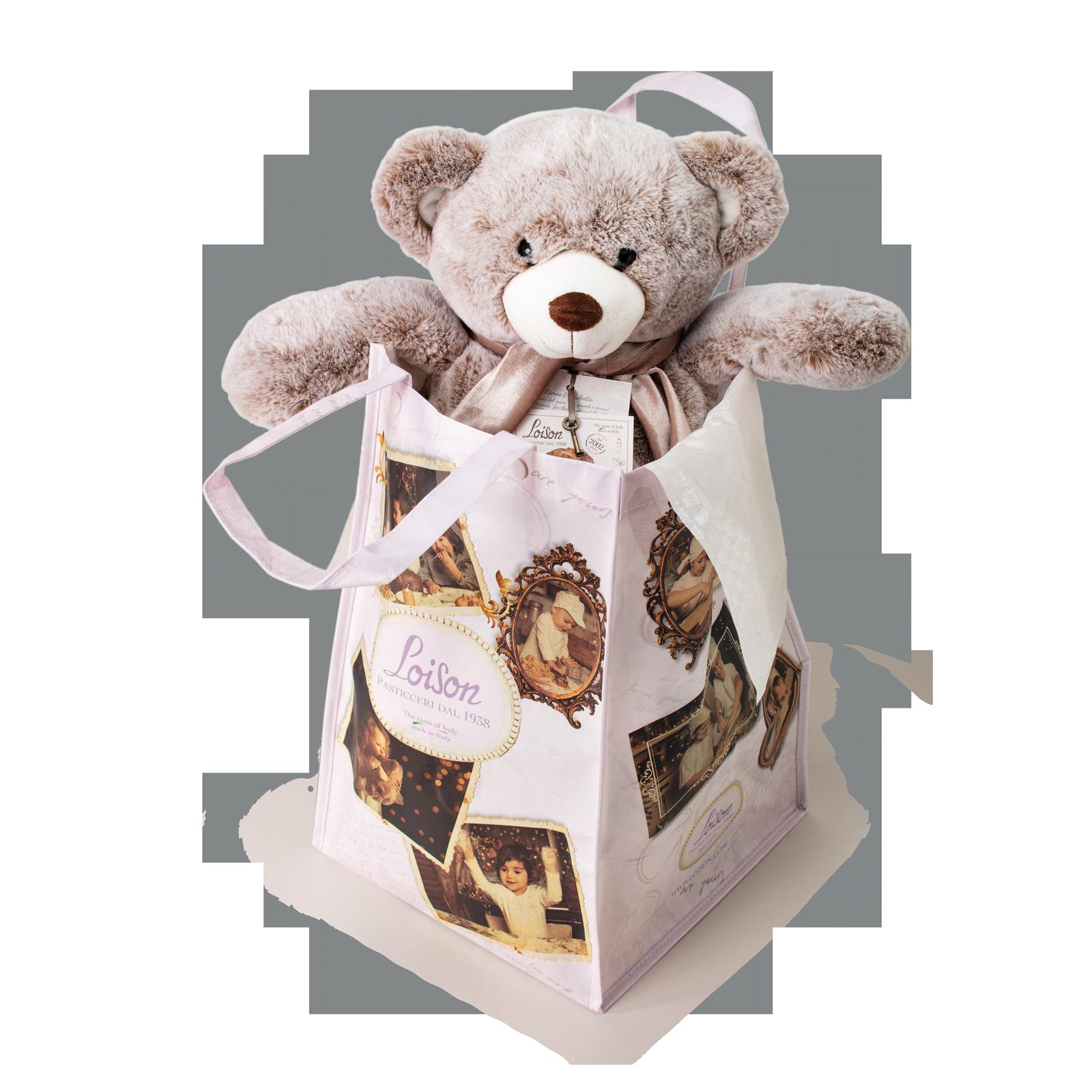 Panettone regalo al cioccolato Loison