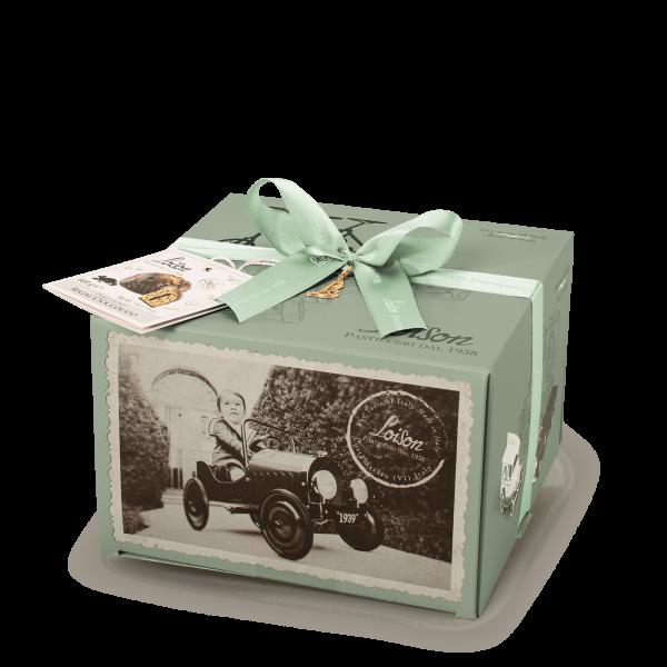 Panettone chocolat - Ligne Top Loison