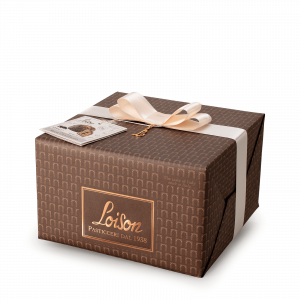 Linea Top GenesiPanettone with Chocolate cream and chips - Genesi Loison