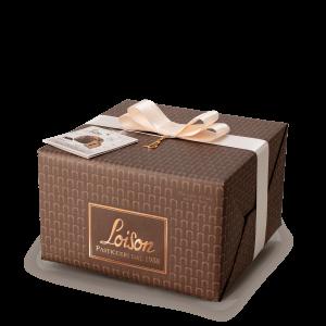Panettone cioccolato – Linea Top Genesi Loison