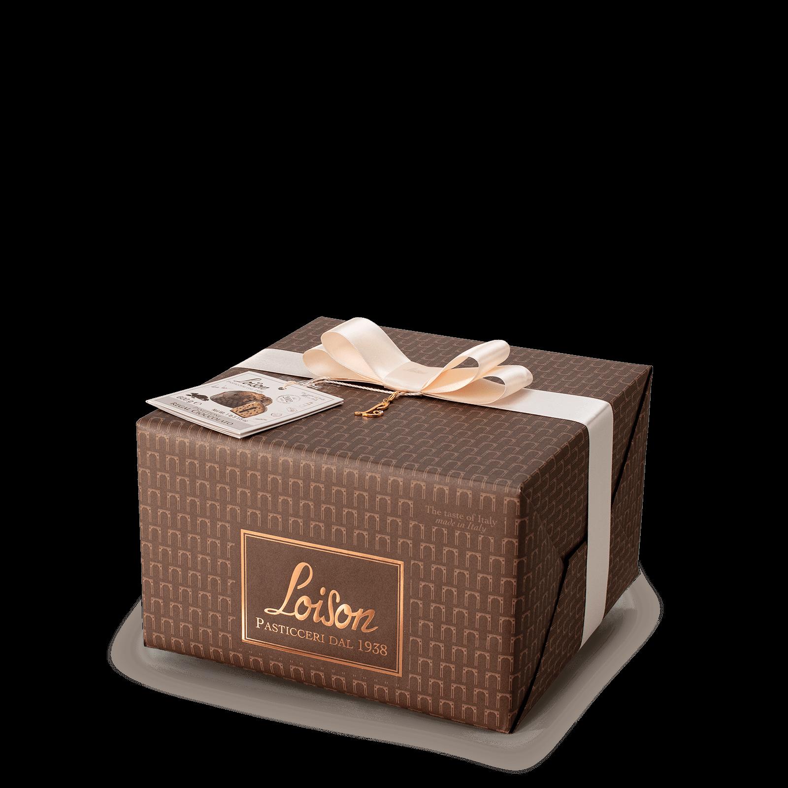 Panettone chocolat – Ligne Top Genesi Loison