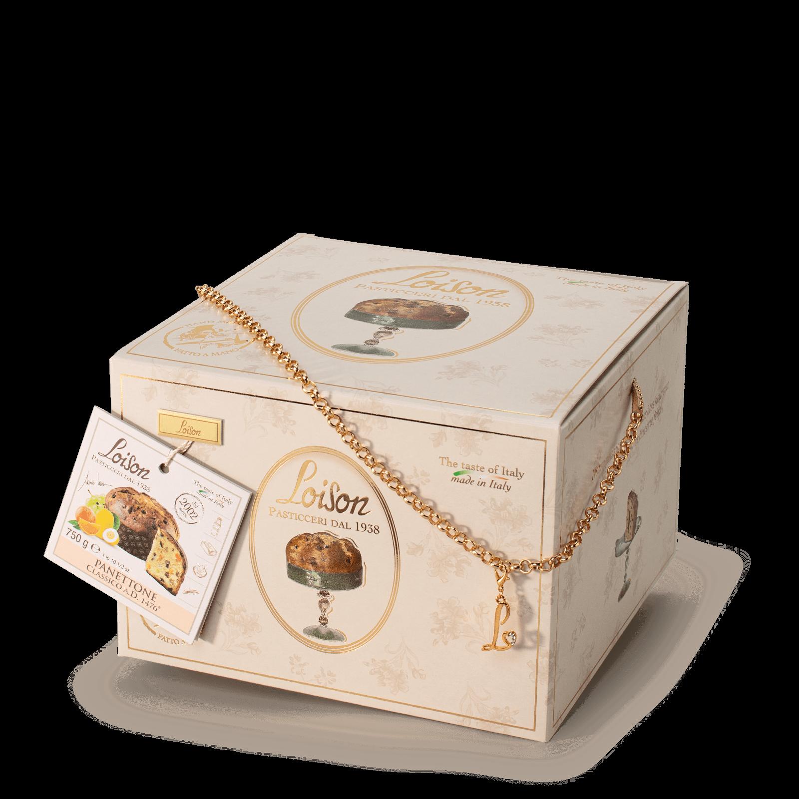 Panettone Classico Gold