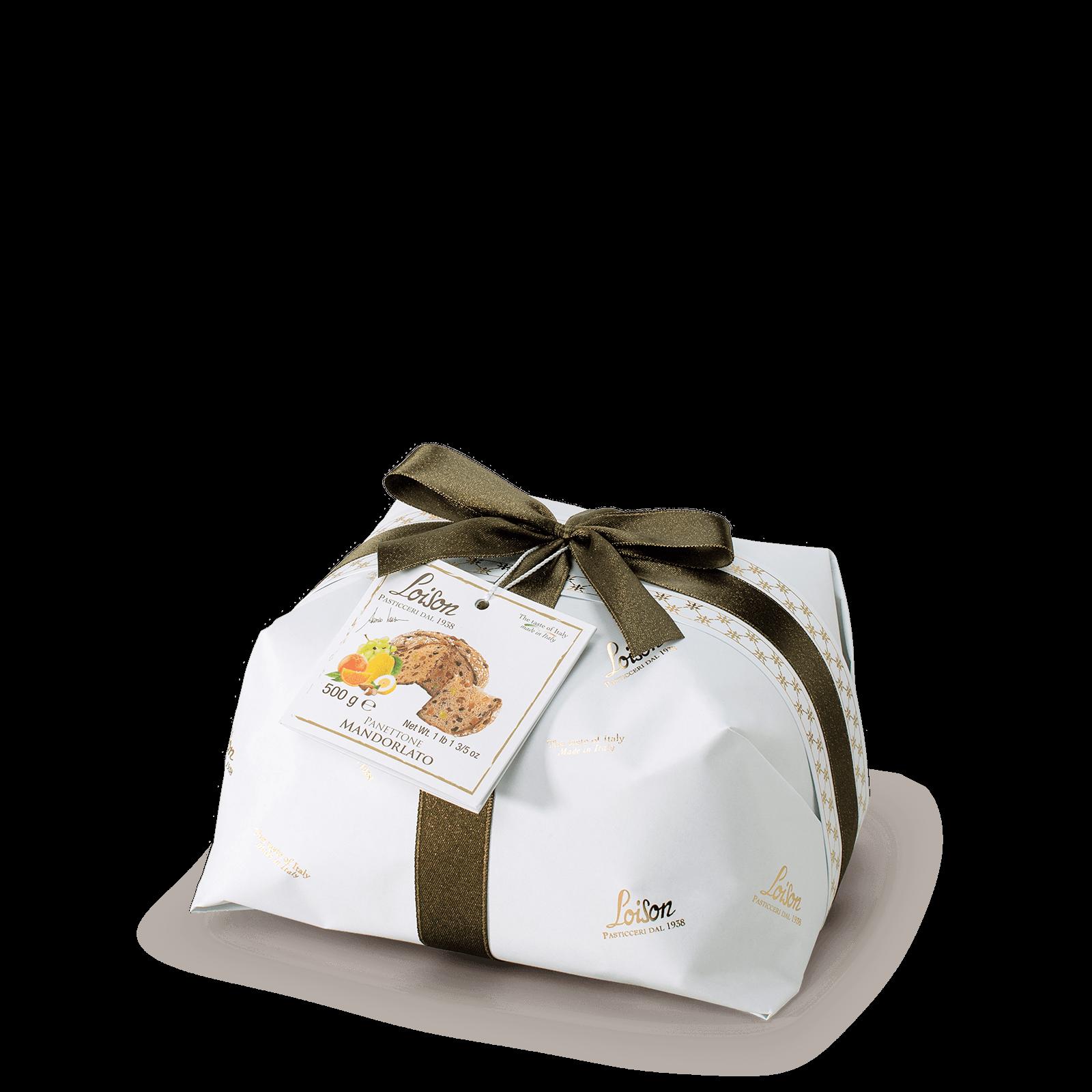 Panettone aux amandes grillées - Royal Loison