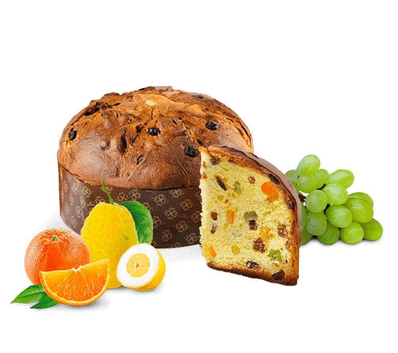 Panettone Classic a. D. 1476 – 750 g