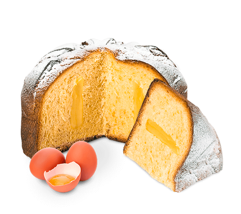 Panettone Crema 1kg