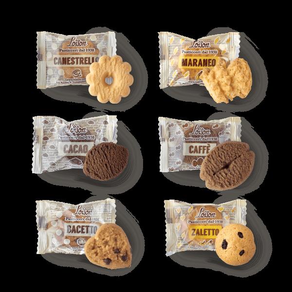 Biscotti classici monoporzione