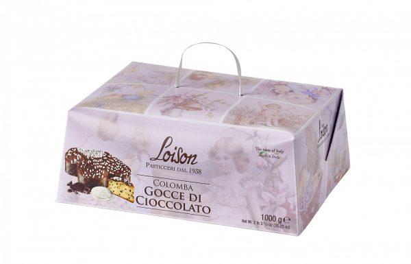 Colomba cioccolato