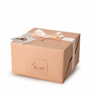 Panettone caramello salato e cioccolato - Linea Top Genesi Loison