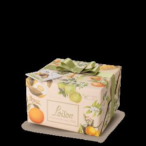 Panettone agrumes - Fruits et fleurs Loison
