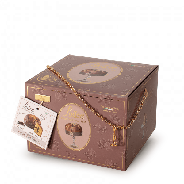 Panettone Regal al Cioccolato