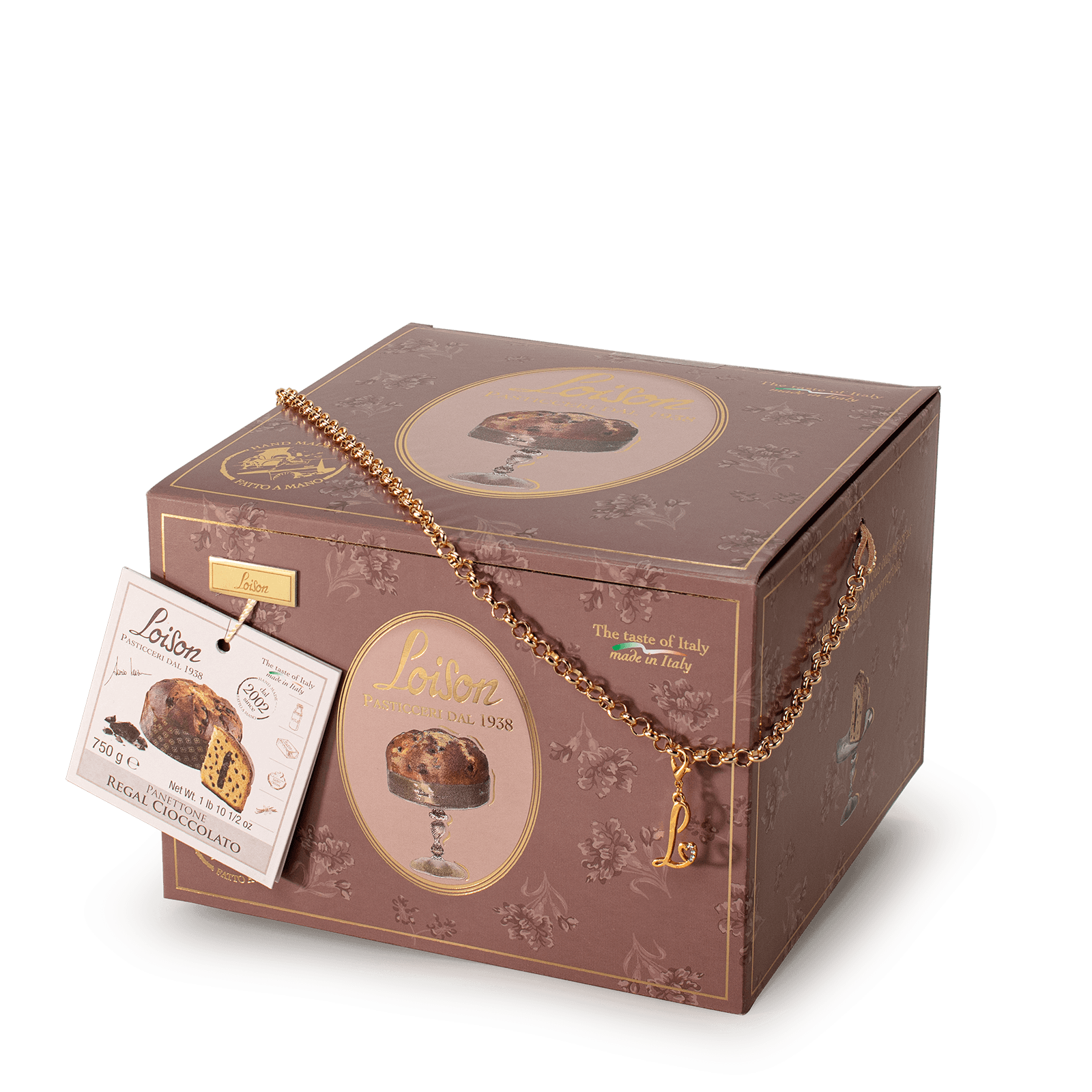 Panettone artisanal chocolat - Ligne Top Loison