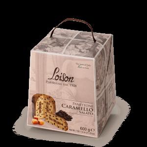 Panettone caramel salé - Ligne Tuttigiorni Loison