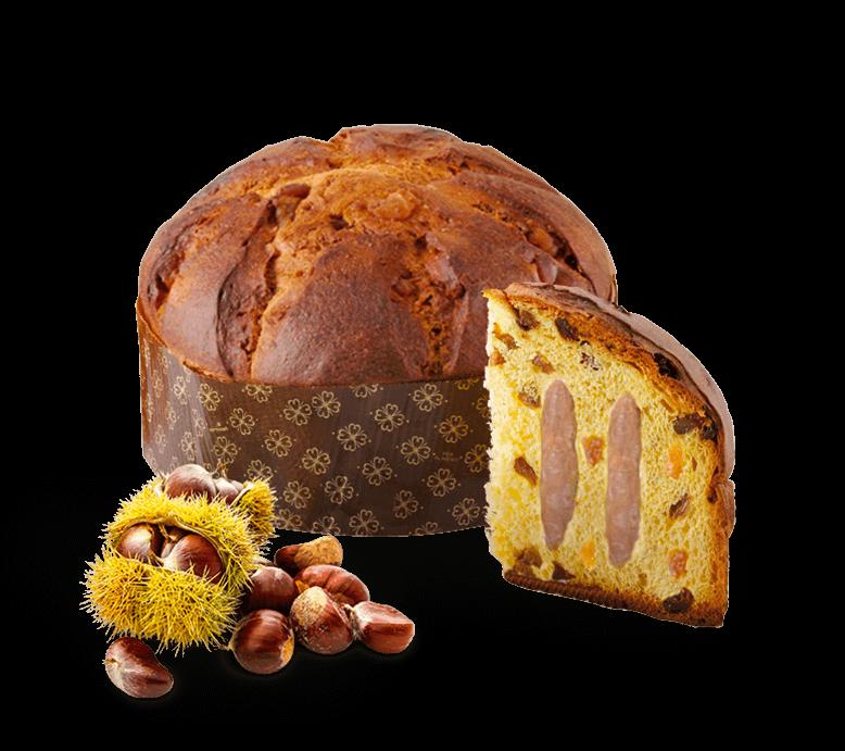 Panettone Marron Glacé