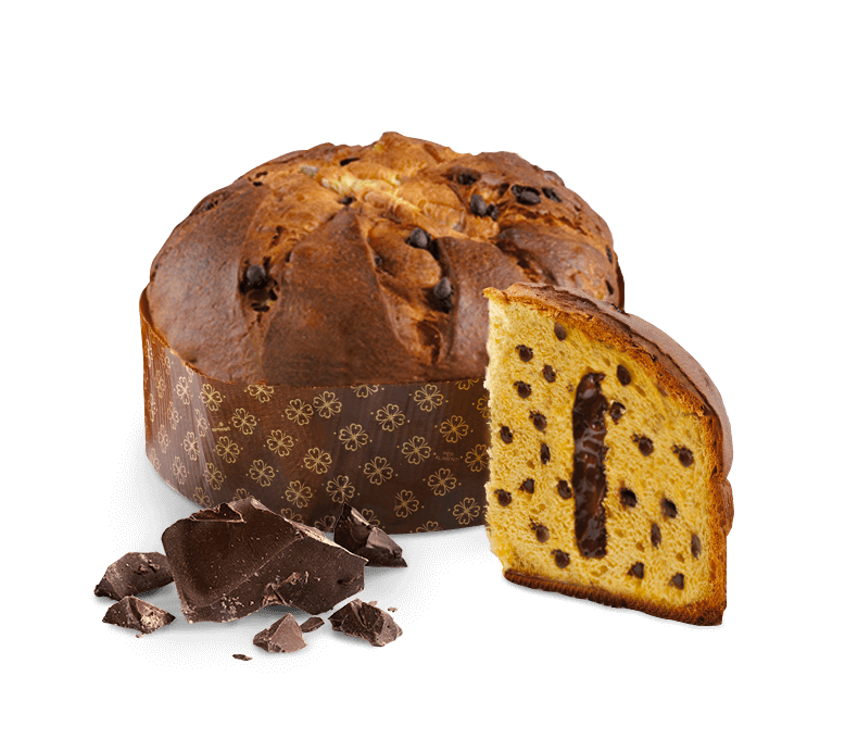 Panettone Regal Chocolate – 1kg – Genesi