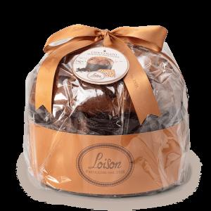 Panettone magnum chocolat grand cru sélectionnée 3kg - Loison