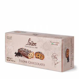 Filone al cioccolato – 450 gr Loison