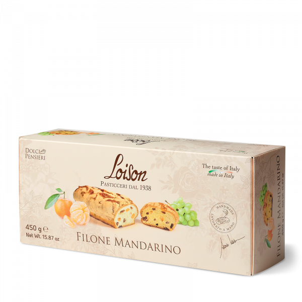 Loaf with mandarin Loison