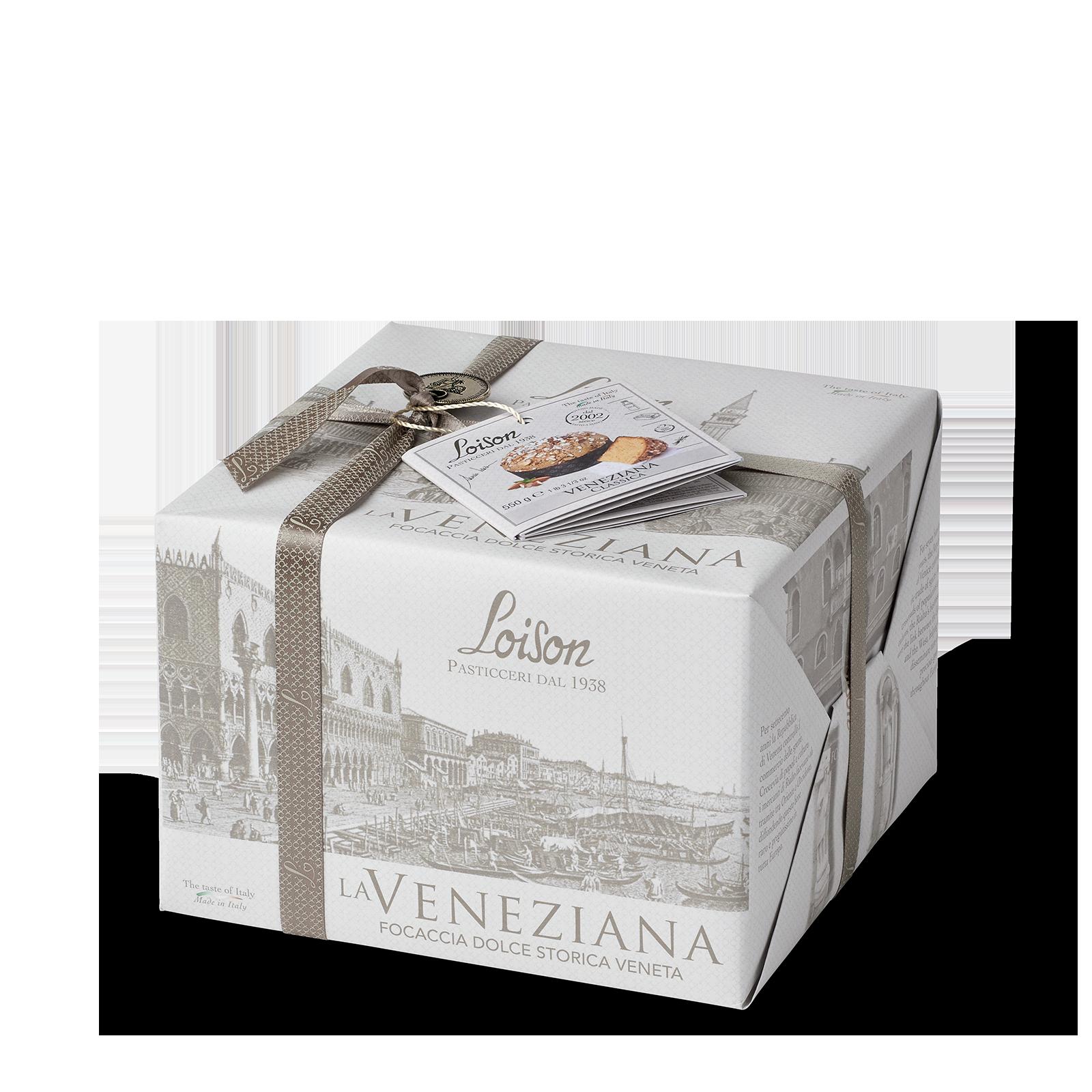 Veneziana focaccia dolce della tradizione di Venezia
