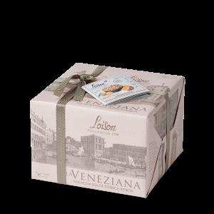 Veneziana gâteau brioché à la mandarine