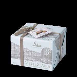 Veneziana gâteau brioché à la pistache de Bronte