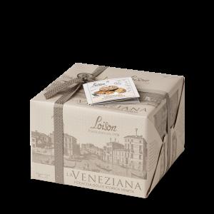 Veneziana albicocca e spezie