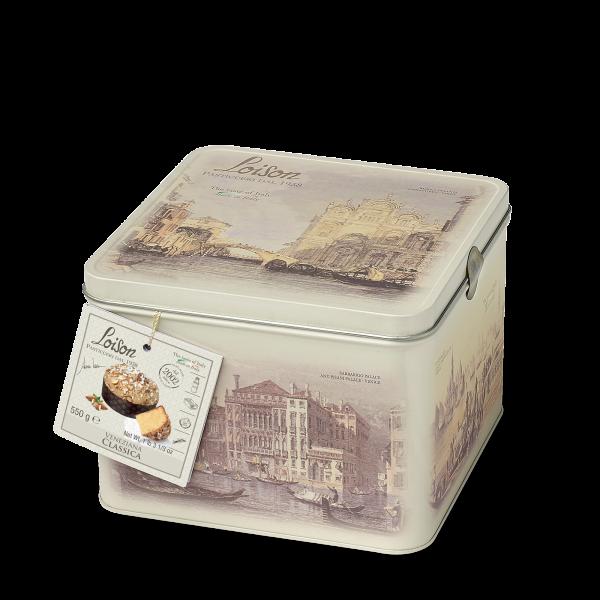 Veneziana gâteau brioché en boîte