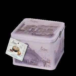 Veneziana gâteau brioché à la pistache de Bronte en boîte