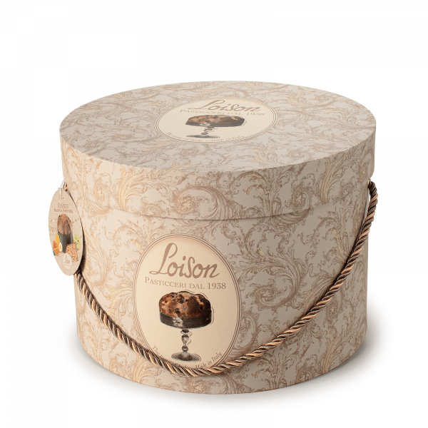 Classic Panettone in hat box 3kg