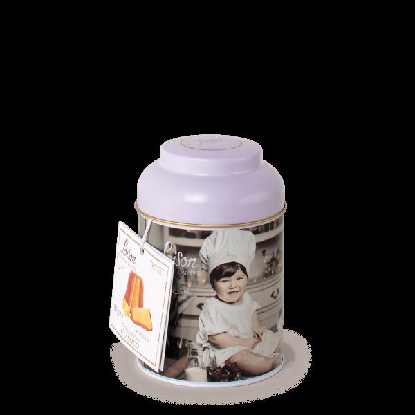 Pandorino Classico mignon in latta Loison