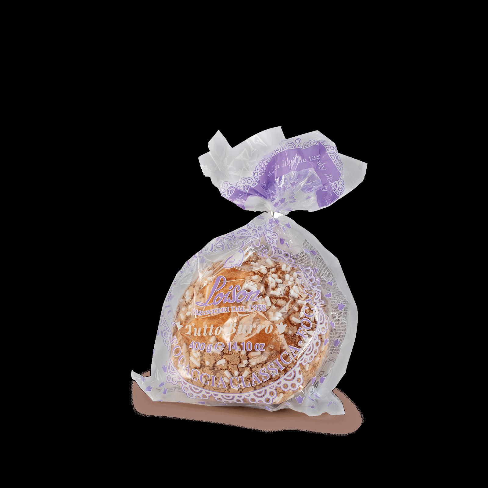 Easter Focaccia: traditional italian sweet bread