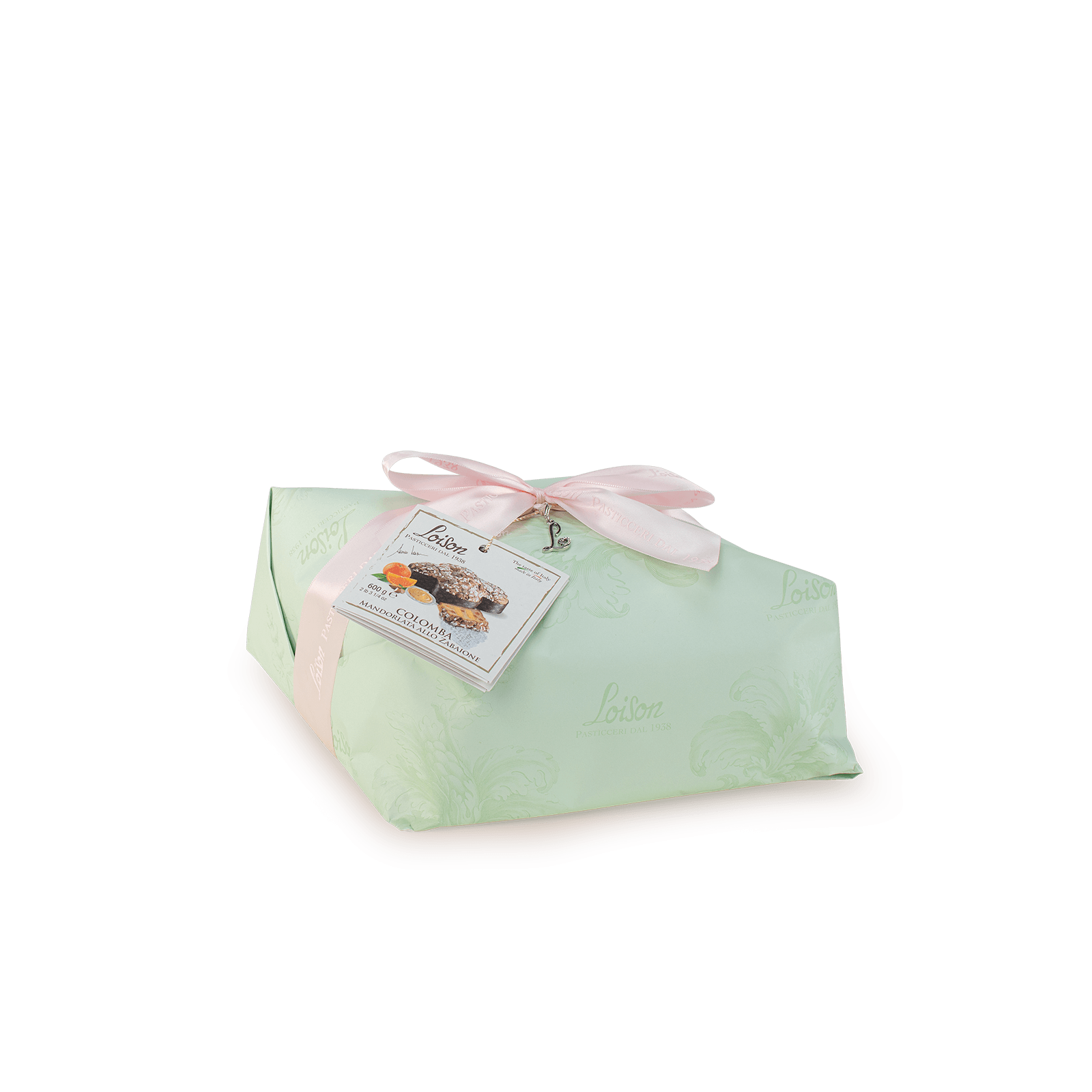 Colomba artigianale crema allo zabaione