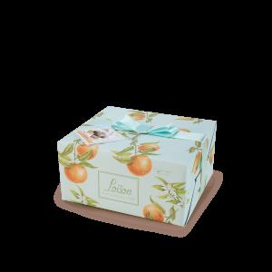 Colomba artigianale al mandarino