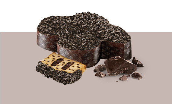 colomba artigianale al cioccolato