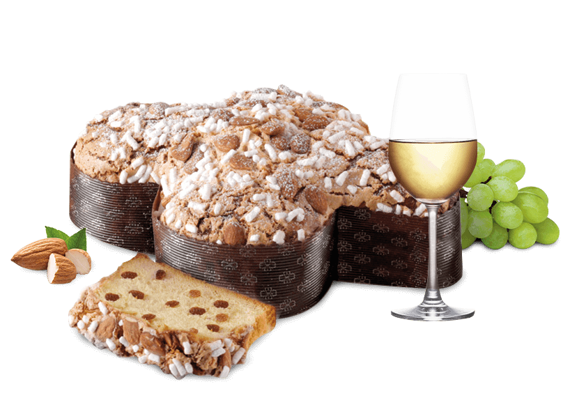 Colomba DiVigna with a blend of Raisin Wines – 500g