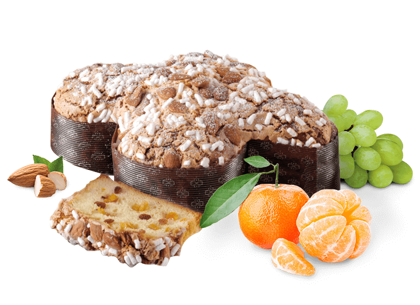 Colomba Mandarin Late from Ciaculli – 1kg