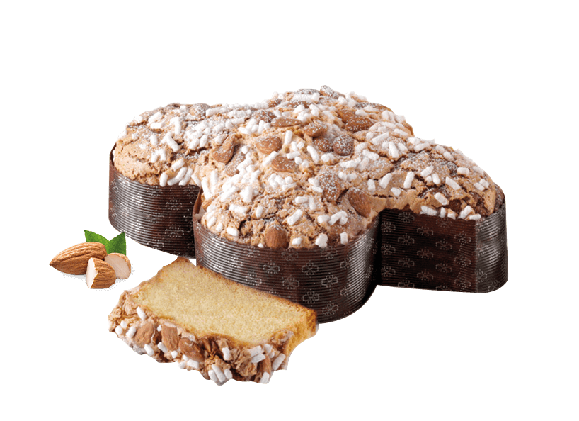 Colomba without Candied Fruit – 500g